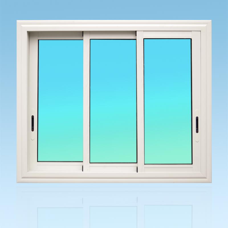 Fenêtre coulissante CF31 aluminium 3 vantaux ABD Fermetures